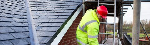 Roofing Fixed in Kirkleatham