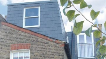 Mansard Loft Conversion in Yorkshire & The North East